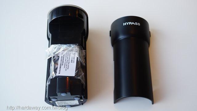 HYPASS空氣瓶子