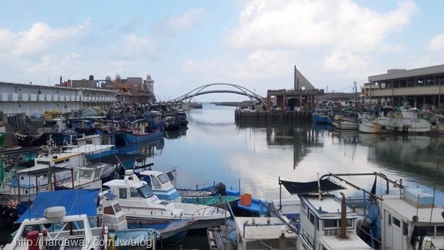 桃園新屋永安漁港