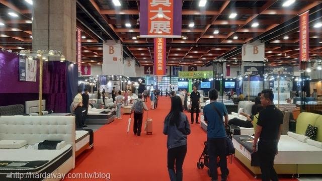 台北國際室內設計家具名床大展