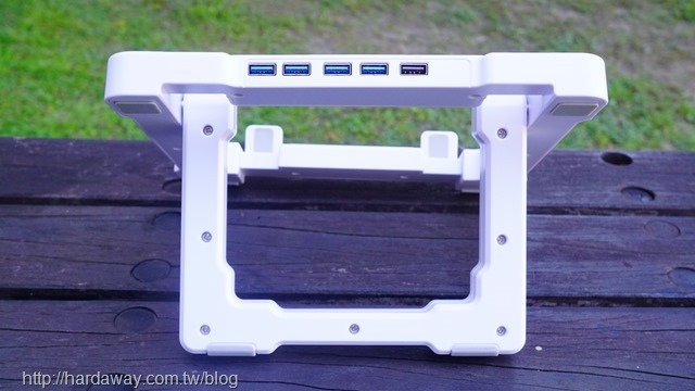 aka USB3.0筆電散熱架
