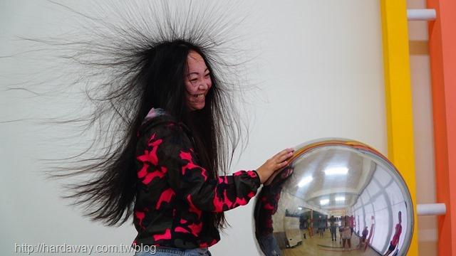 魔法靜電球