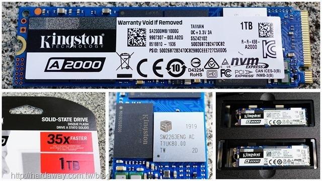 平價NVMe PCIe SSD推薦