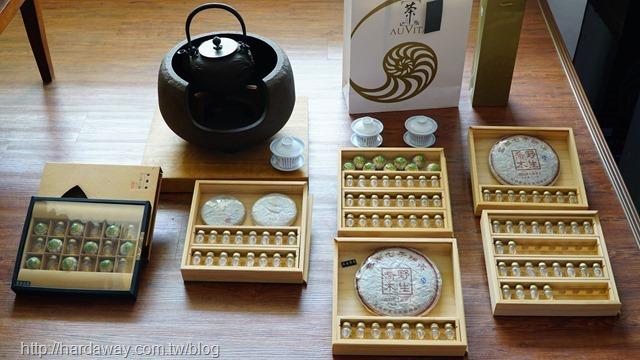 黃金茶禮盒