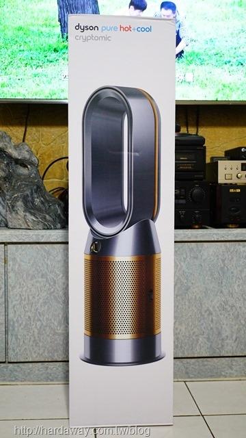 Dyson Pure Hot+Cool Cryptomic三合一涼暖智慧空氣清淨機HP06