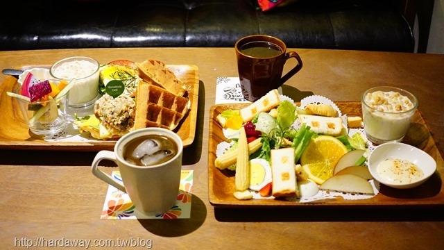 Somebody Cafe陽光早午餐