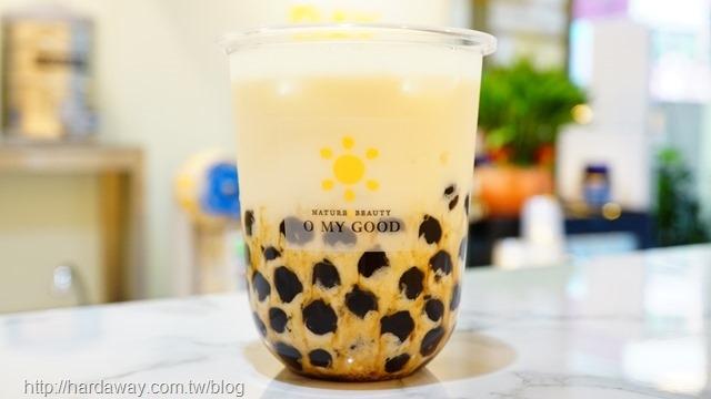 黑蜜珍珠鮮奶