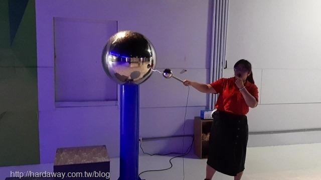 科學靜電球