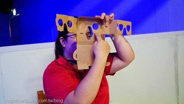 DIY VR眼鏡
