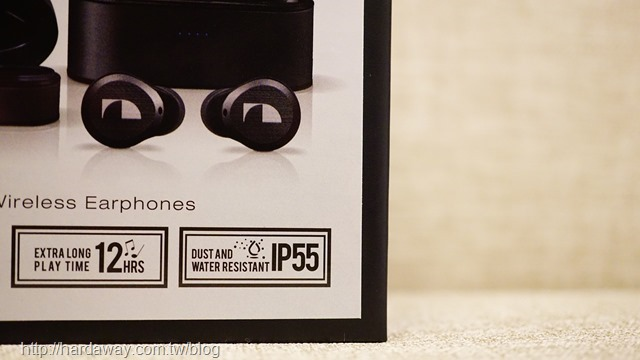 IP55防塵防水耳機