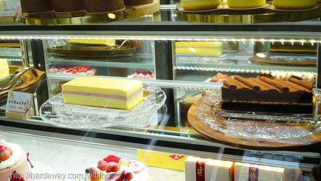 東京巴黎甜點長條蛋糕