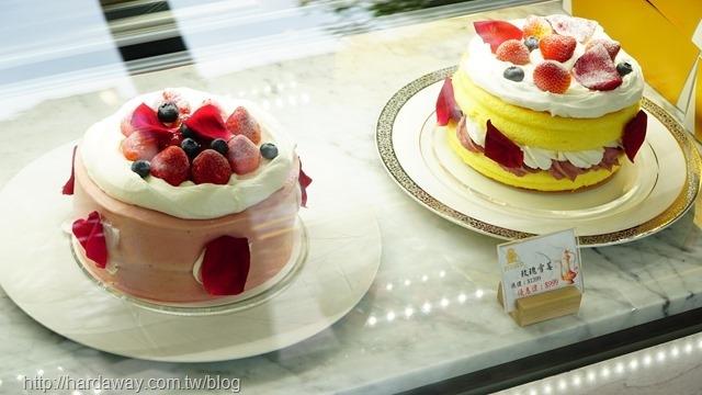 東京巴黎甜點7吋蛋糕