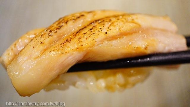 炙燒鮪魚肚握壽司