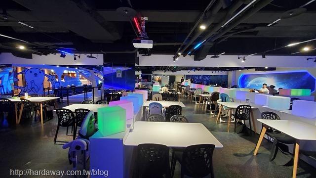 樂福銀河鐵道餐廳