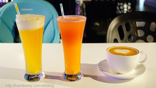 樂福銀河鐵道餐廳飲料
