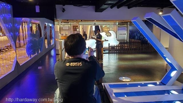 樂福銀河鐵道餐廳小火車