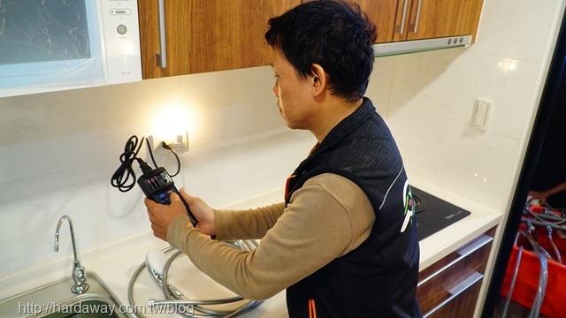 房屋插座檢查