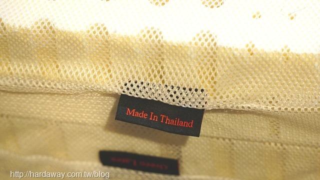 泰國進口純天然乳膠薄墊