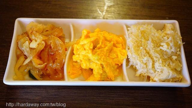 馬鈴薯燉肉定食