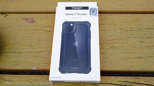 Spigen iPhone 11 Pro Max Gauntlet軍規防摔保護殼