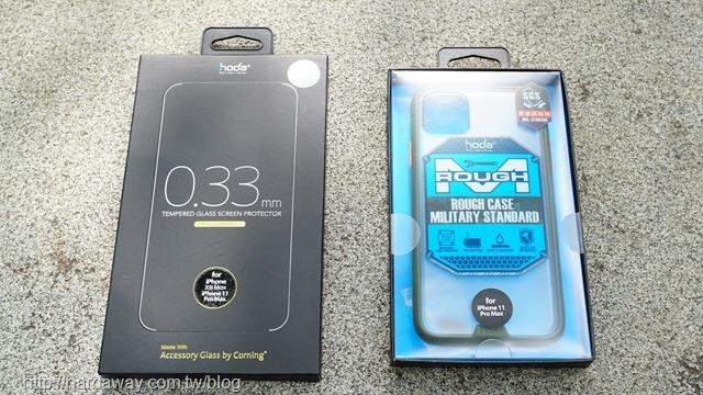 hoda【iPhone 11 Pro Max / Xs Max 6.5吋】美國康寧授權2.5D隱形滿版玻璃保護貼(AGBC)