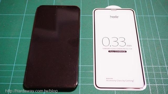 hoda iPhone 11 2.5D玻璃保護貼