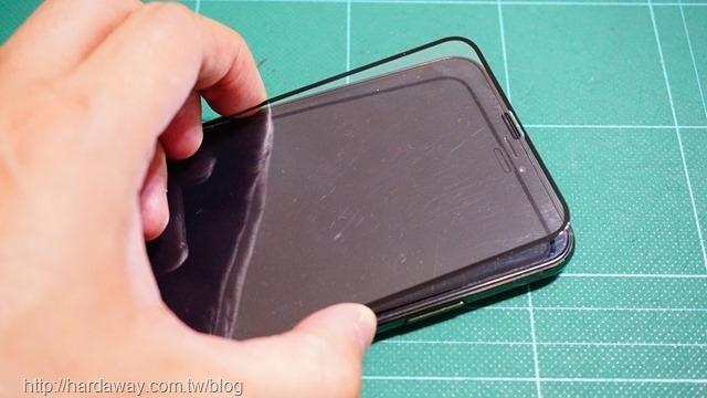 hoda iPhone 11 2.5D隱形滿版玻璃保護貼