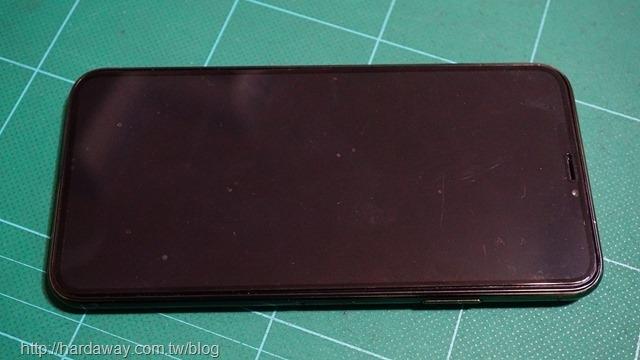 hoda iPhone 11 Pro Max 2.5D隱形滿版玻璃保護貼