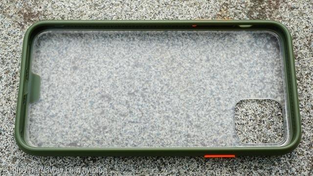 hoda iPhone11柔石軍規手機殼