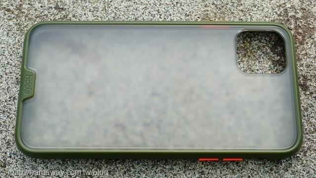 hoda iPhone11 Pro Max柔石軍規手機殼