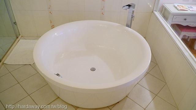 BETTOR圓形浴缸