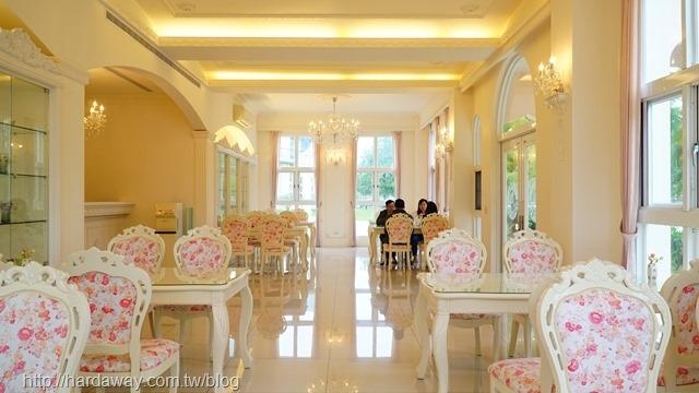 希格瑪花園城堡雅法餐廳
