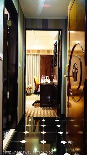 台北麗都唯客樂飯店景觀客房