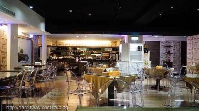 台北麗都唯客樂飯店餐廳