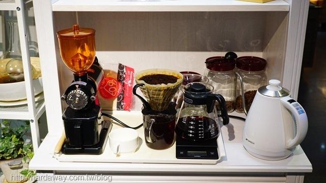台北現煮咖啡