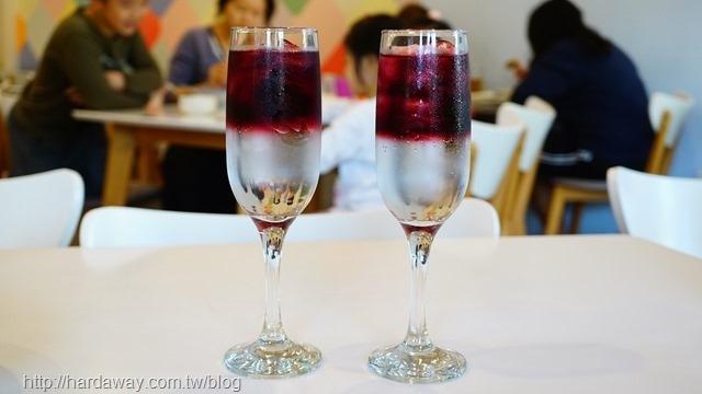 紅酒氣泡飲
