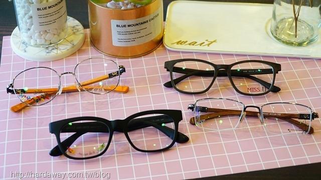 客製化手作眼鏡