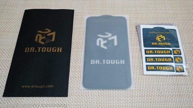 DR.TOUGH硬博士3D曲面滿版強化玻璃保護貼