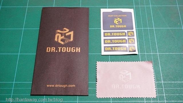 DR.TOUGH玻璃保護貼