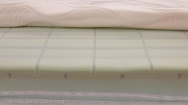 專利方型整脊舒壓泡棉