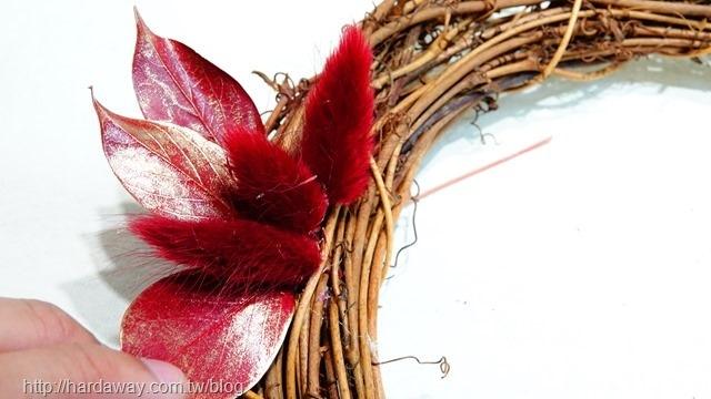 HUE詼乾燥花課程