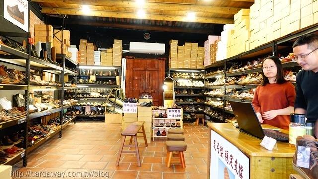 皮克米台灣手工鞋三峽店