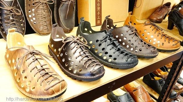 皮克米休閒皮鞋