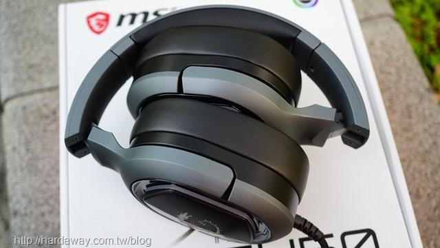 可折疊電競耳機