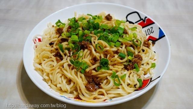 香菇肉燥麵