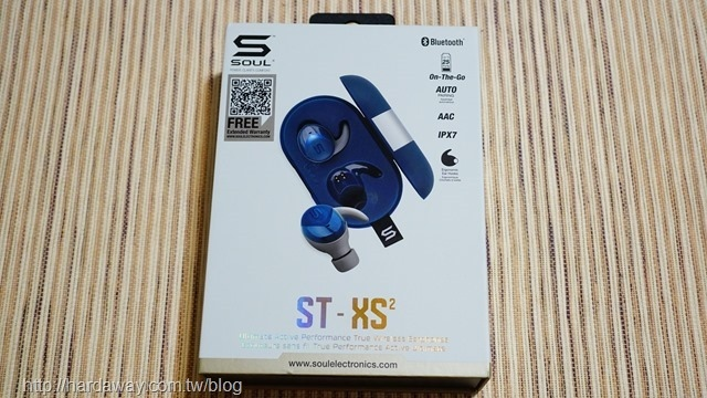 SOUL ST-XS2真無線藍牙耳機