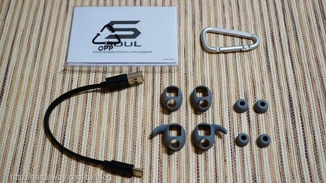 SOUL ST-XS2真無線藍牙耳機配件