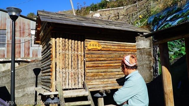 泰雅族穀倉