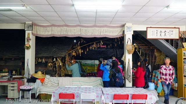 環山部落泰雅文物館