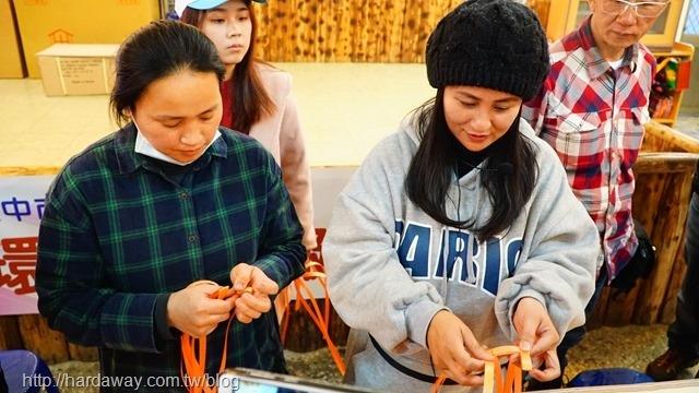 甜柿吊飾DIY