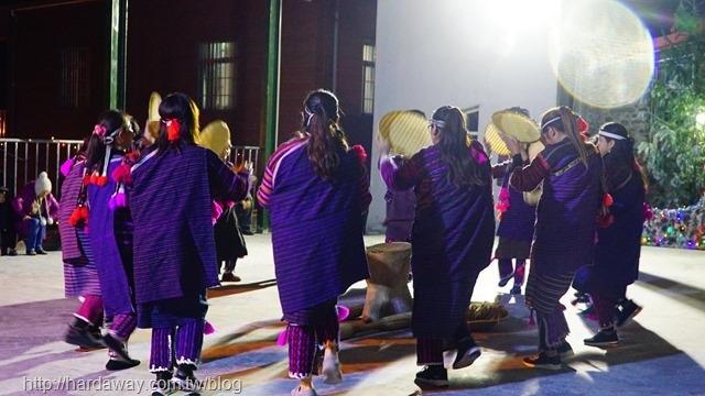 傳統泰雅歌舞